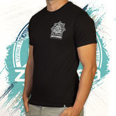 Double Vision T-Shirt | Heren