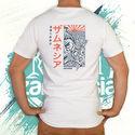 T-Shirt Japanese Sun | Heren