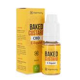 Baked Custard E-liquid (Harmony) 10ml