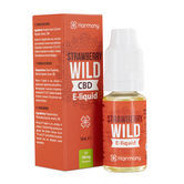 Wild Strawberry E-Liquid (Harmony) 10ml