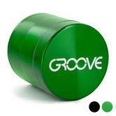 Metalen Grinder Groove Small (Aerospaced)