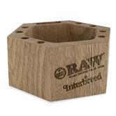 Interbreed x RAW Wooden Ashtray