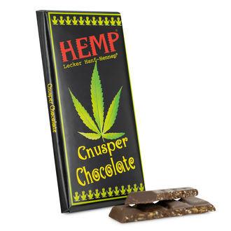 Hennep Crunch Chocolade