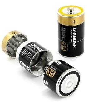 Grinder Batterij (3 delig)