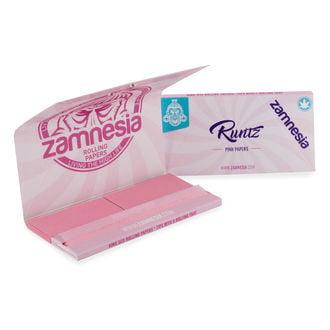 Vloeipapier 'Runtz' Kingsize Roze + Filters + Tray (Zamnesia)
