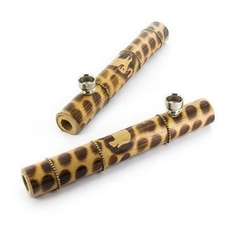 Bamboe Shotgun Pijpje Large