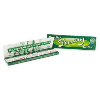 Smoking Green King Size Lange Vloei