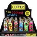 Aansteker Clipper Fantasy