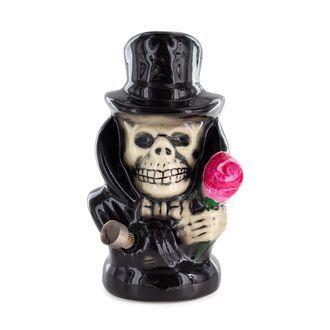 Keramische Waterpijp Black Hat Skull