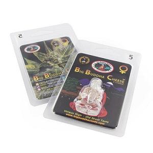 Verpakking van Big Buddha Seeds