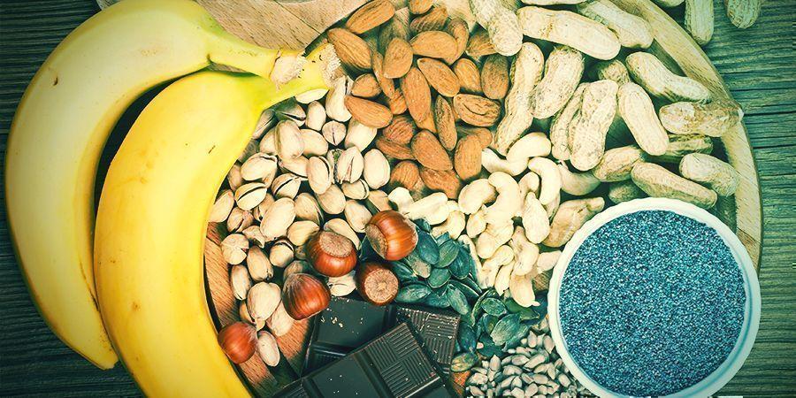 Voedselbronnen Die Rijk Zijn Aan Magnesium