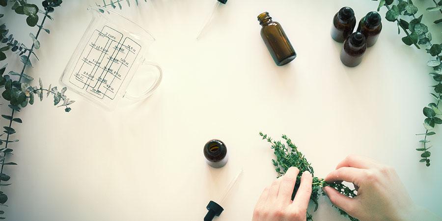 Het Maken Van Je Eigen Cannabis Tinctuur