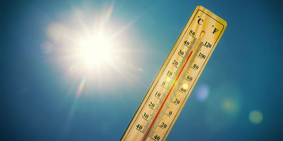 cannabis hogere temperaturen