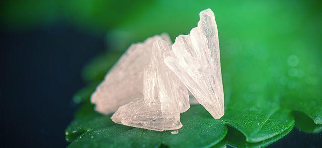 Kristallijn En Thc Kristallen Dabben