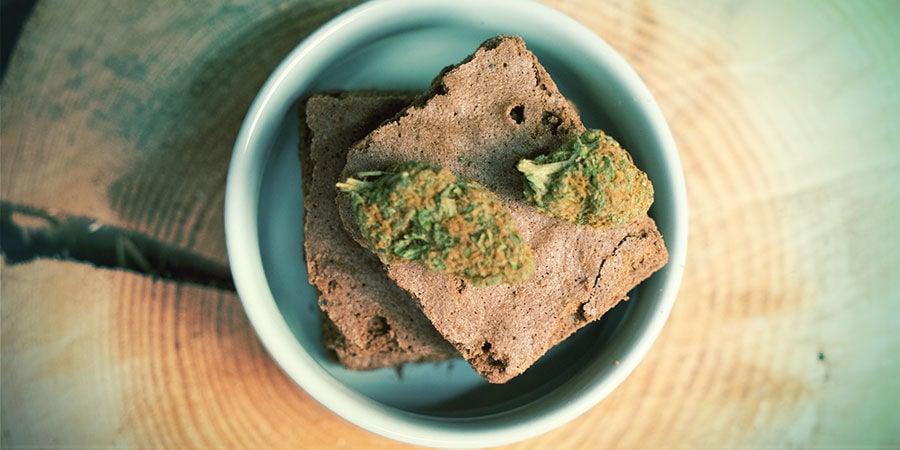 Edibles met Cannabis