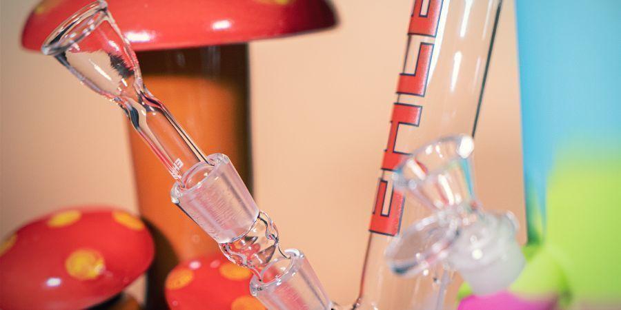 Bongs Van Borosilicaatglas Vergeleken Met Andere Bongs