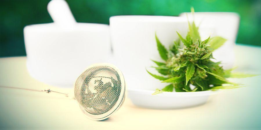Recept voor cannabisthee