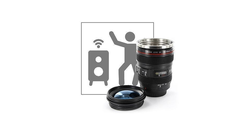 Stash Camera Lens
