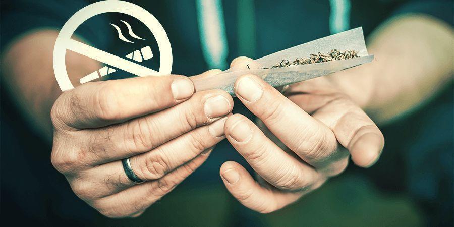 Rook De Cannabis Stelen Niet