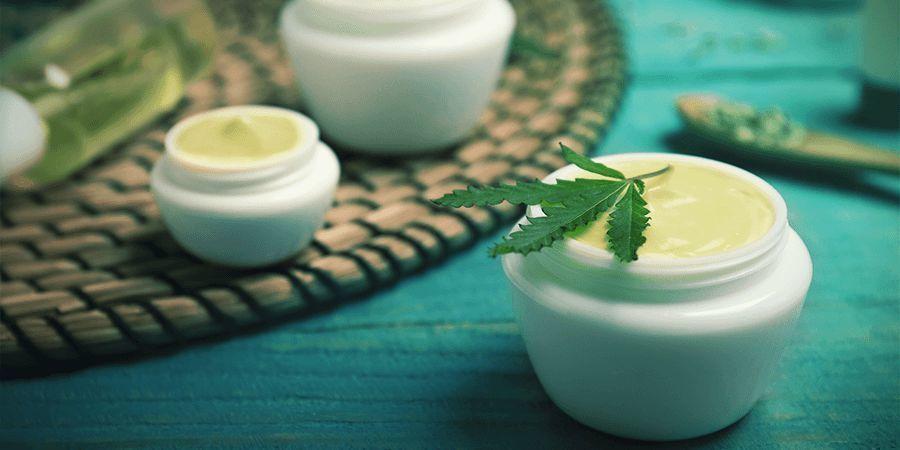 Cannabis Stengels: Crème