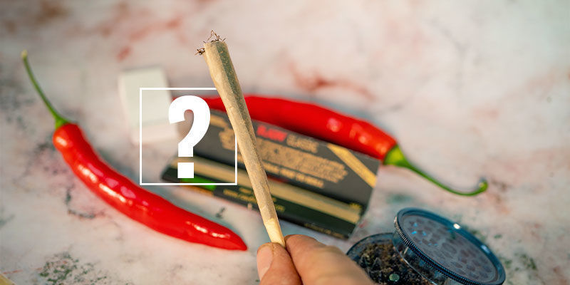 Hete pepers en wiet: de perfecte combinatie?