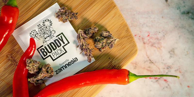 Hoe kun je hete pepers voor combinatieteelt gebruiken?