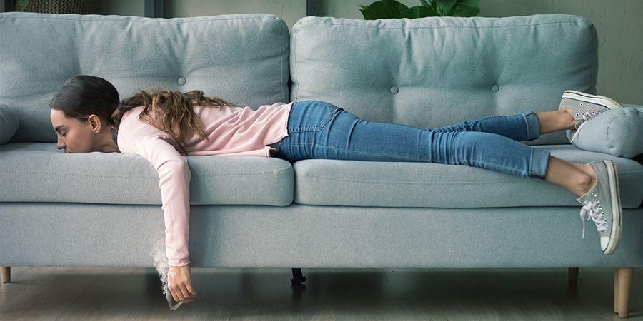De Lethargische High, Alias de Couch Potato