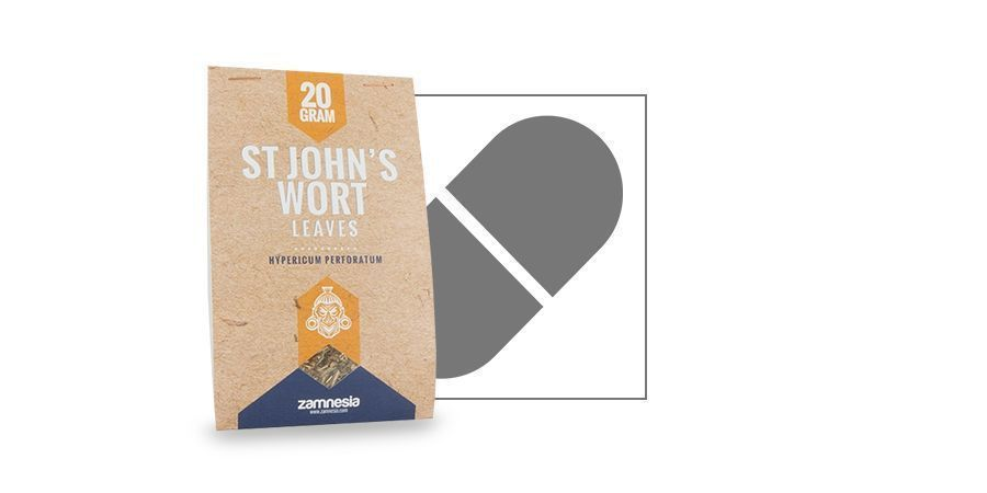 St. Janskruid (20 gram)