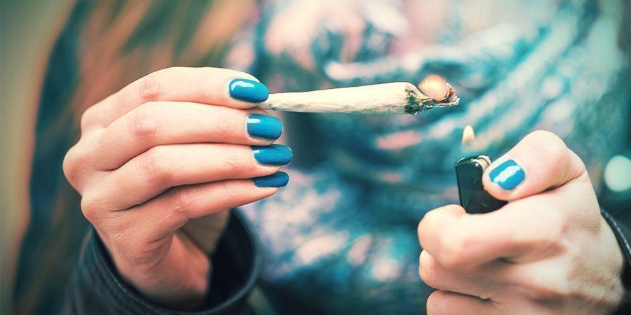 Do's Aansteken Van Je Joint