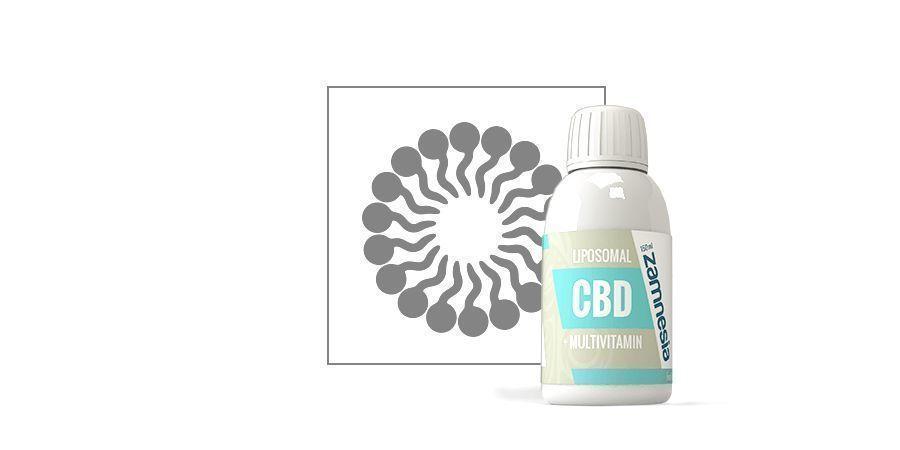 Liposomale multivitamine + CBD