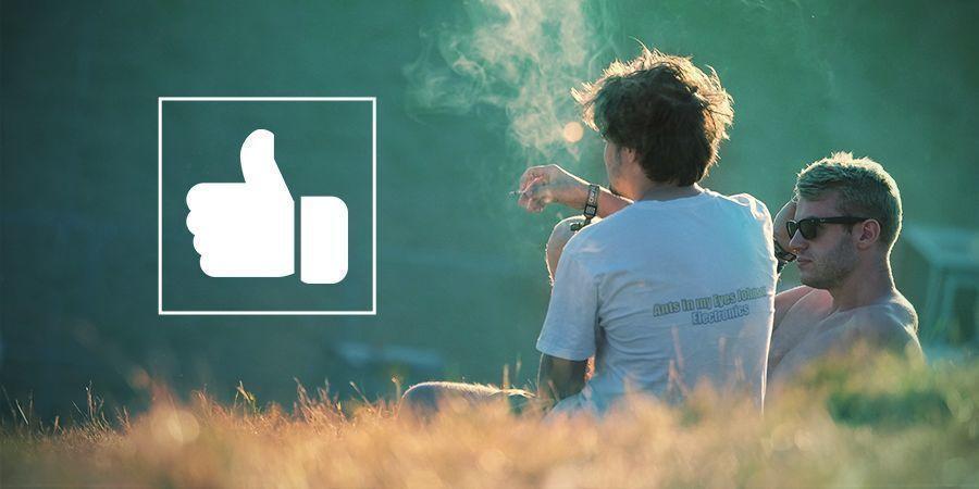 Wees Een Rustige Roker
