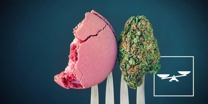 Cannabis Edibles: Het bijhouden van je gebruik is lastiger