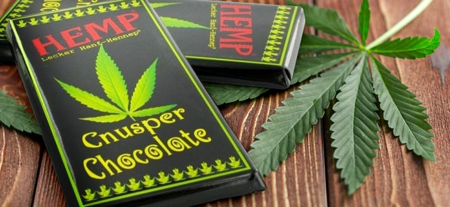 Get Yourself Some Weed-flavoured Candy