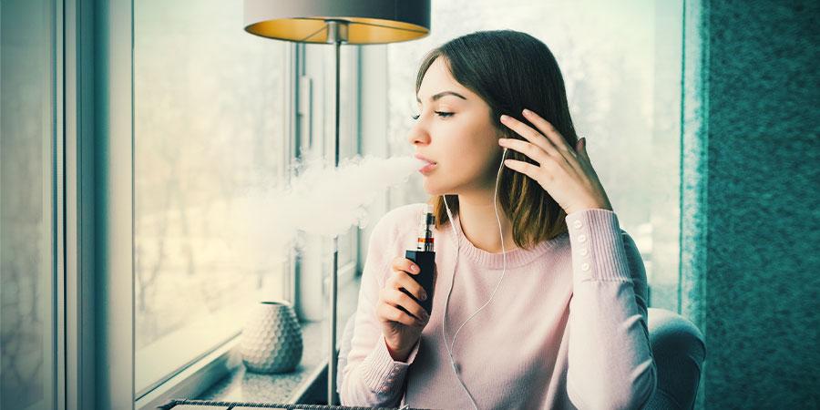Gebruik Een Vaporizer In Plaats Van Te Roken