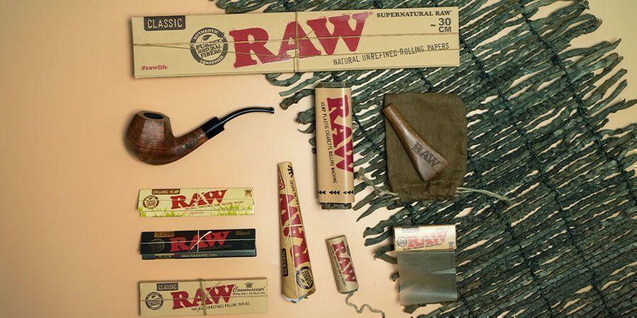 Raw: Een Raw-Thentiek Merk