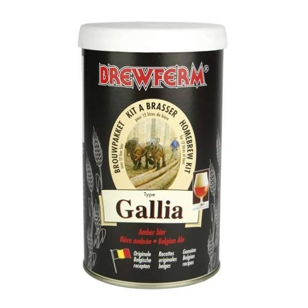 Bierkit Brewferm Gallia Belgian Ale (12l)