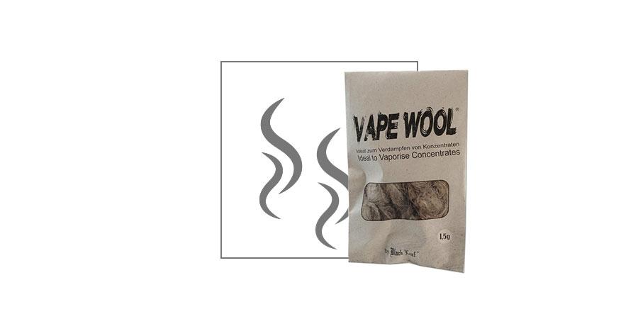 Vape Wool Ontgomde Hennepvezels