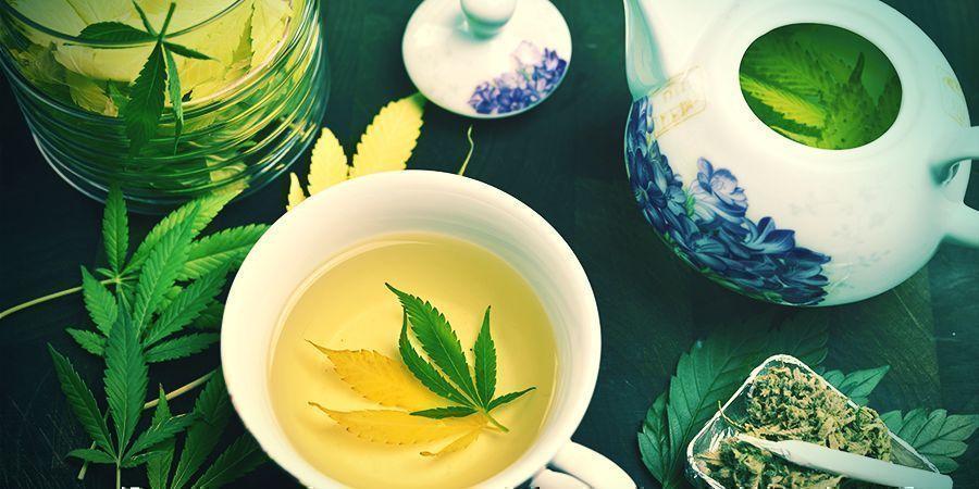 Met Medicinale Cannabis Verrijkte Drankjes