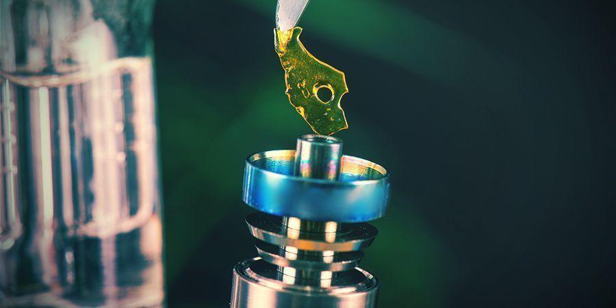 Medicinale Cannabisconcentraten Dabben