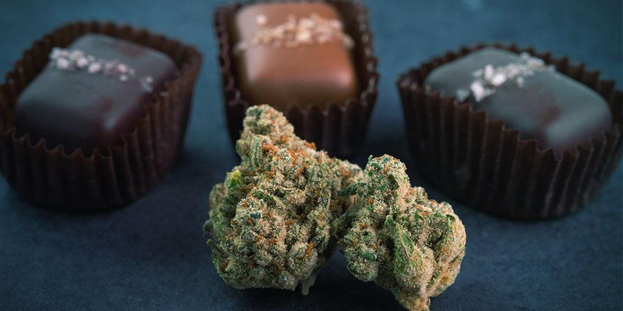 Medicinale Cannabis Eten - Edibles