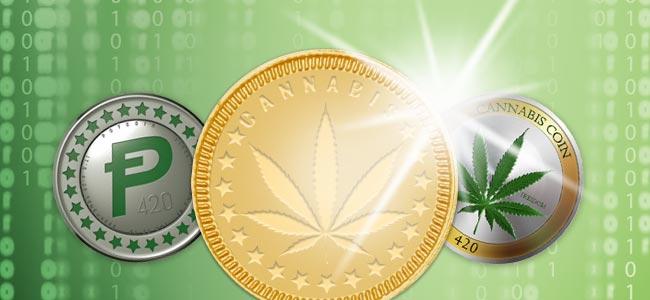 Een Eigen Cryptovaluta Voor De Cannabis Cultuur?
