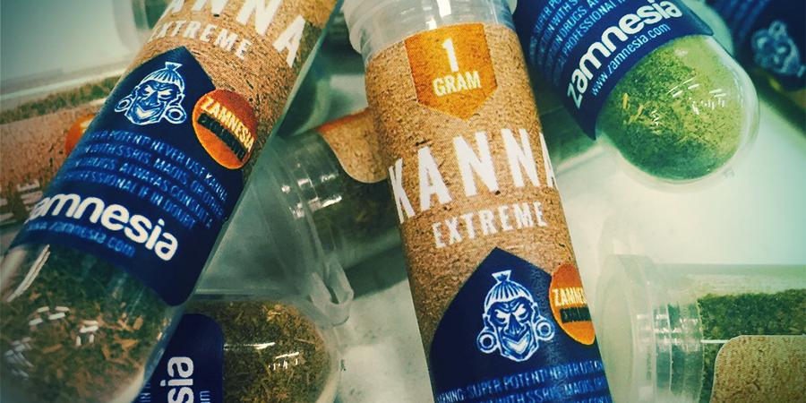 Kanna Consumeren - Extracten En Tincturen