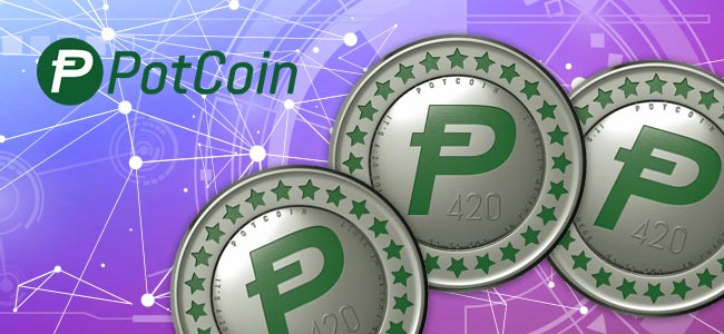 Pay With PotCoin