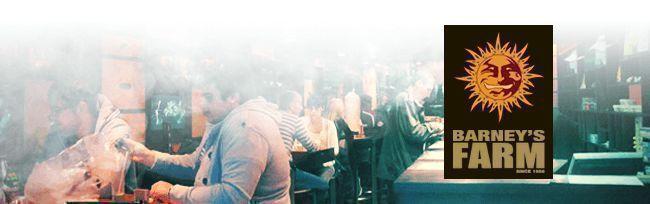 Barney's Coffeeshops