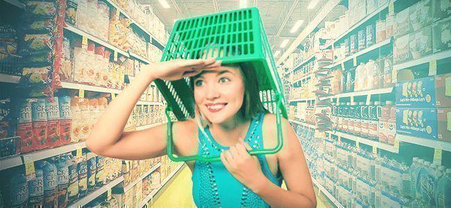 Stoned Naar De Supermarkt Gaan