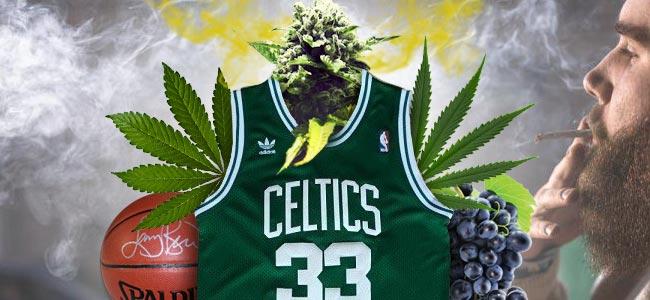 Larry Bird Kush - Maak Kennis Met Deze Nieuwe Cannabis Legende