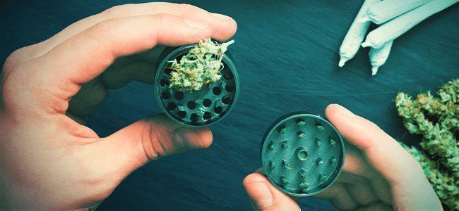 Fouten Gemaakt Door Smokers: Slechte Grinder