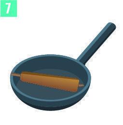 Hoe Maak Je Een Thai Stick - Stap 7