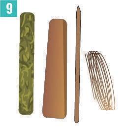 Hoe Maak Je Een Thai Stick - Stap 9