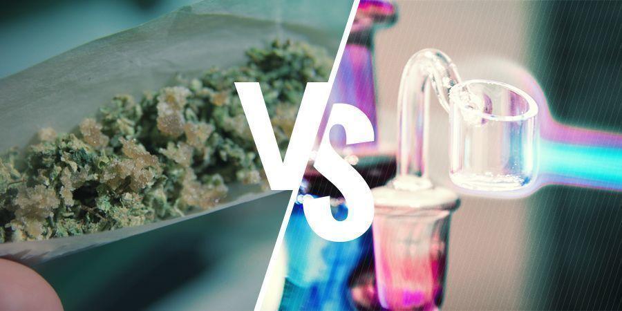 T-waxing Versus Dabbing